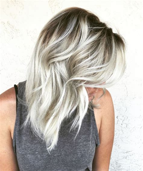 are roots with blonde hair in style 197 best hair i love images on pinterest hairdos hair