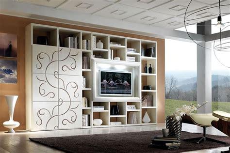 mobili a parete per soggiorno mobili moderni per soggiorno come scegliere lo stile