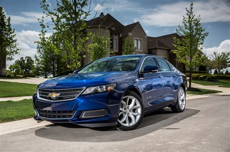 chevy vehicles 2014 chevrolet impala reviews and rating motor trend