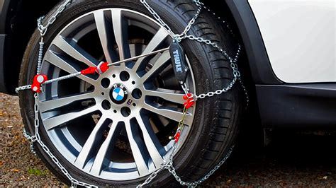 bmw snow chains bmw page 2 review specification price caradvice