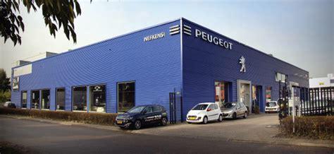 Peugeot Dealership Nefkens Midden Utrecht Peugeot Verkooppunt In Utrecht