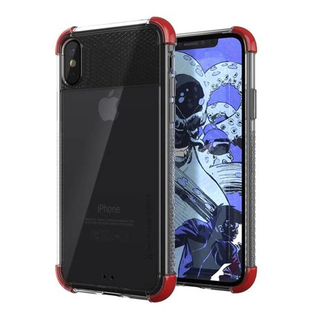 Iphone 7 Ghostek Covert 2 Series For Iphone 7 Protective P Iphone X Ghostek Covert 2 Series For Iphone X Iphone Pro Clear Protective