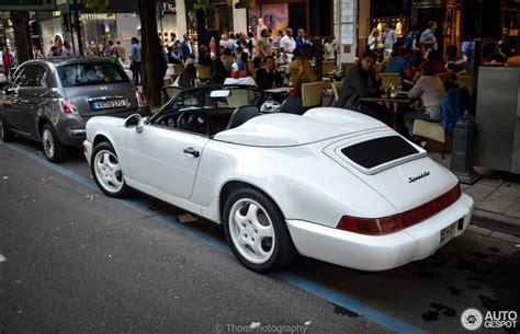 Porsche 964 Speedster by Porsche 964 Speedster 25 September 2016 Autogespot