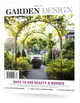 hospitality design editorial calendar subscribe order the magazine garden design