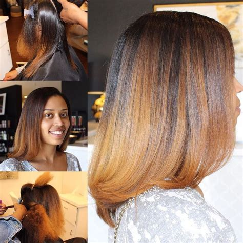 pressed hairstyles 17 best ideas about silk press hair on pinterest pressed