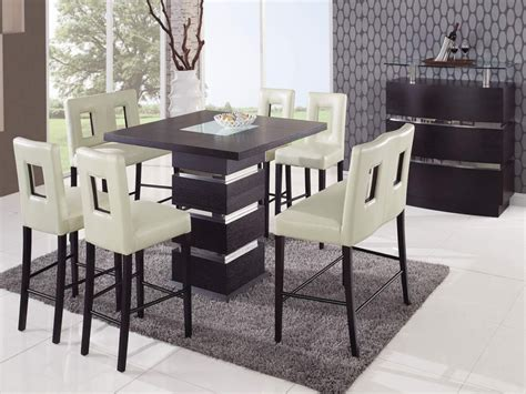 bar height glass table dining room table bar height choice image bar height