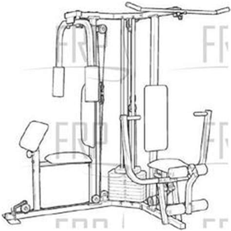 weider pro 9930 wesy99300 fitness and exercise