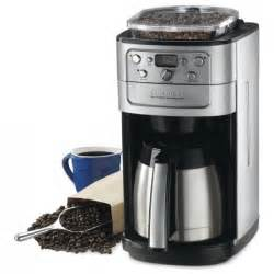 Coffee Makers With Built In Grinders The Best Coffee Makers With A Grinder Built In A Beginner