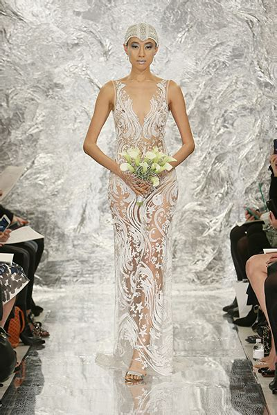 Daring Wedding Dresses For The Bold Bride   Arabia Weddings