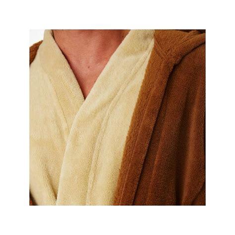 Robe De Chambre Wars Carrefour - peignoir jedi wars cadeau maestro