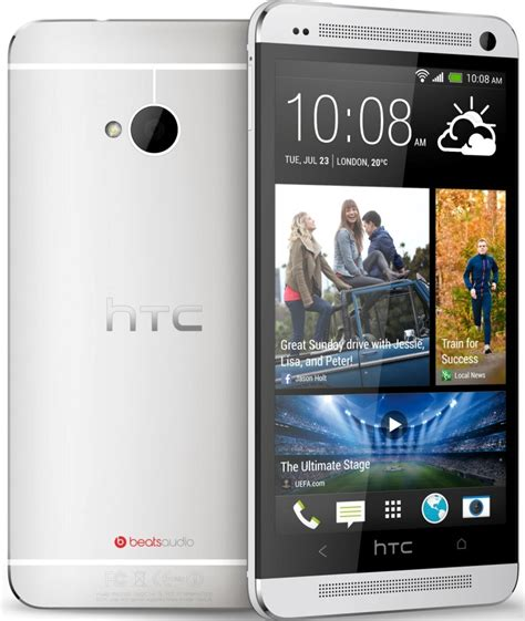 htc one m7 htc one m7 32gb android smartphone for verizon silver