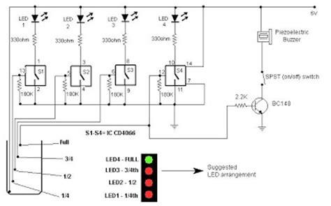 Kapasitor Mesin Air 12 Uf Kapasitor Mesin Pompa Air Dab Matajet this circuit not only indicates the amount of water
