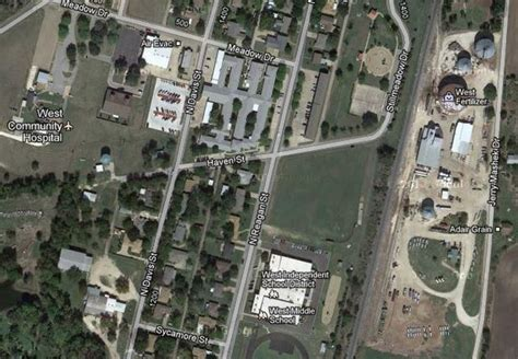 west texas explosion map galt kills texans in fertilizer plant explosion emptywheel