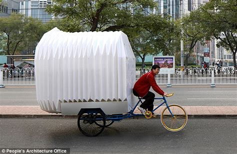 the home built on a tricycle that aims to tackle world s