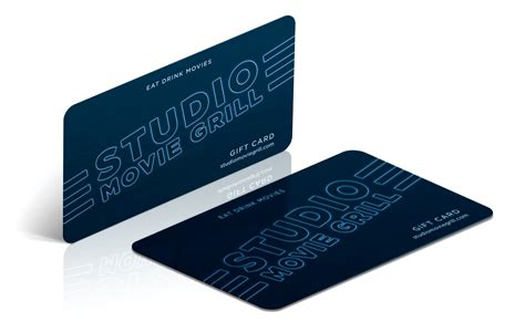 Studio Movie Grill Gift Cards - studio movie grill