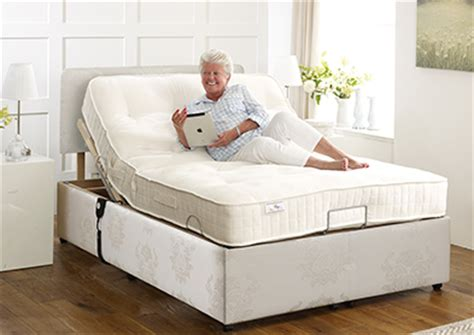 reclining beds for elderly age uk adjustable beds