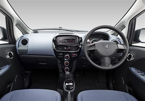 peugeot car interior peugeot ion 5 door peugeot uk
