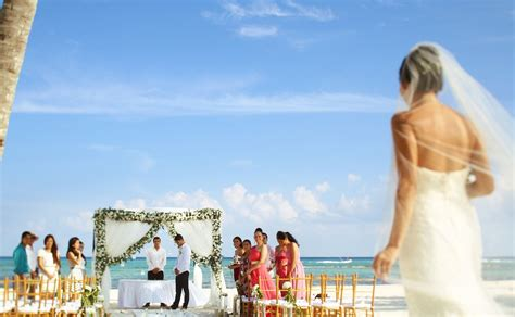 mexico wedding resorts all inclusive your average cost of an all inclusive wedding in mexico in