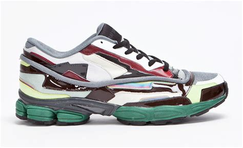 Raf Simons On My Shoes I Will Never Lose by Raf Simons Panelled Running Sneaker Sneakernews