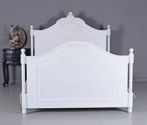 marital bed bedstead country house style bed 160x200 marital bed white
