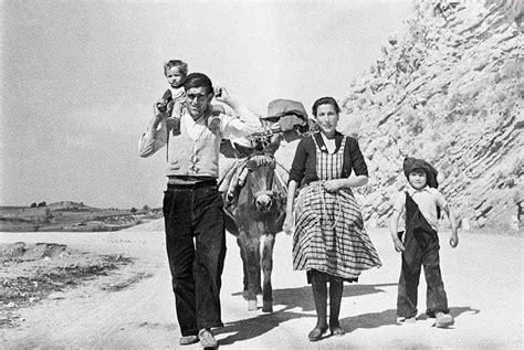 imagenes de la vida en 50 años los a 241 os 50 la espa 241 a del hambre infolibre es