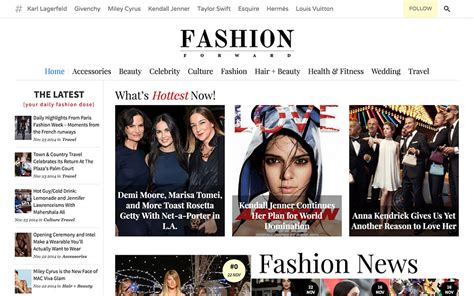 fashion design themes names 30 best fashion blog magazine wordpress themes 2018