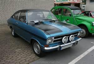 1967 Opel Kadett Opel 1967 Kadett B Coupe F Rallye The History Of Cars