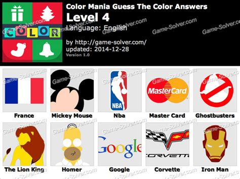 guess the color hd color mania guess the color level 4 solver