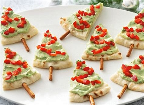 canapes navidad navidad christmas recipes and ideas