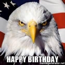 image gallery happy birthday eagle