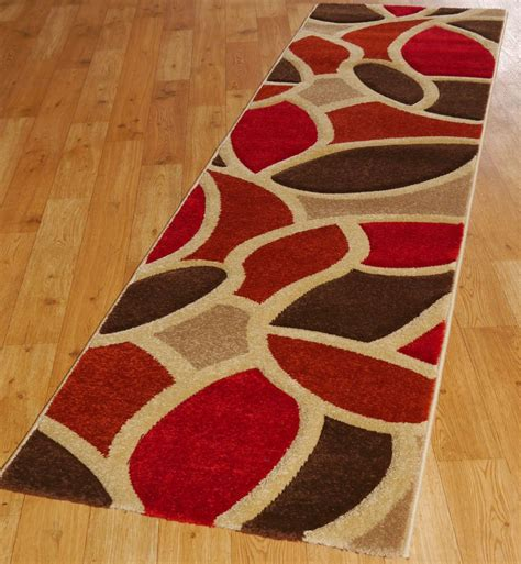 Rug Runners by Impressions Try Using Accent Colours In Your