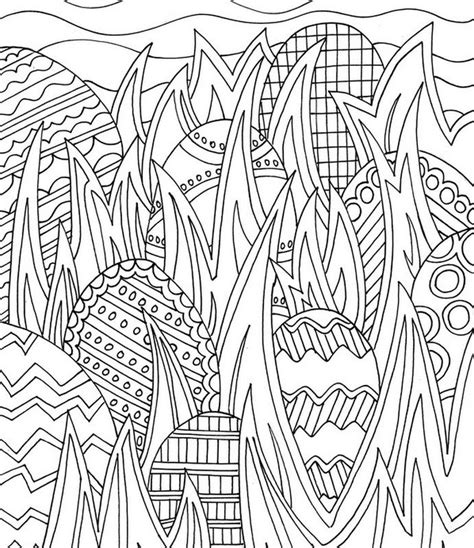 Easter Coloring Pages For Adults Coloring Home Easter Coloring Pages For Adults