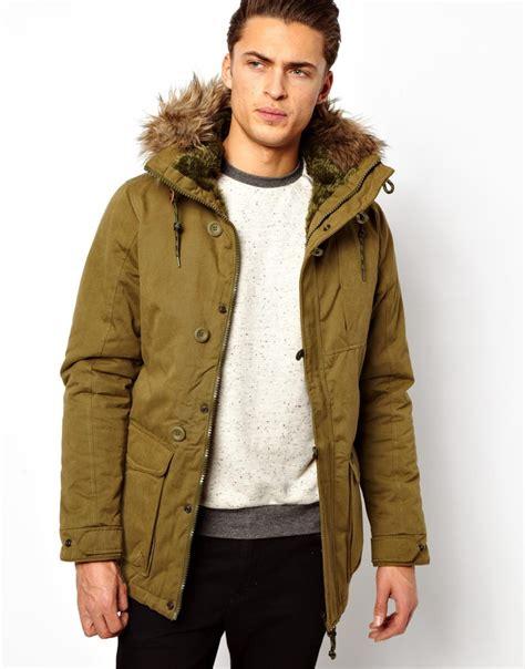 Parka Jaket By Salsabila Colection green mens parka coat jacketin
