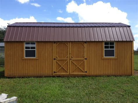 portable buildings rent to own no credit check