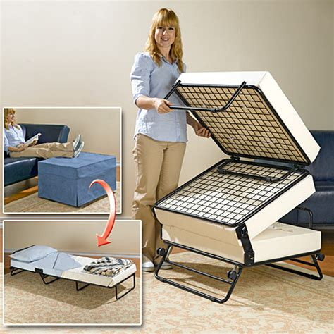 ottoman converts to twin bed sofa converts to bunk beds craziest gadgets