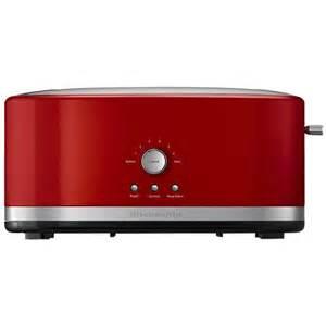 kitchenaid 4 slice empire toaster kmt4116er the home