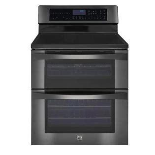 kenmore elite kitchen appliances kenmore kenmore elite black stainless steel kitchen