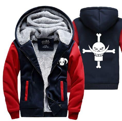 Jacket Design One Piece | aliexpress com buy new winter warm hoodie japan anime