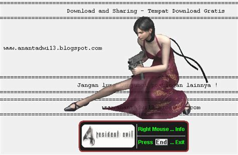 free download trainer biohazard 4 pc cheat resident evil 4 trainer 10 for pc anantadwi13