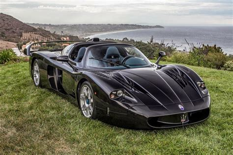 Black Maserati For Luxury Black Maserati Mc12