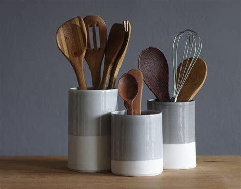 kitchen utensil holder ideas the 25 best utensil holder ideas on pinterest kitchen