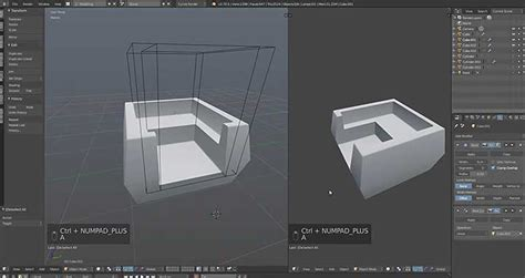 blender tutorial addon bool tool blender addon adds stronger and cleaner boolean