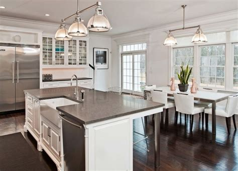 Kitchen Island With Sink And Seating 25 Best Ideas About Sink In Island On Kitchen Island Sink Kitchen Islands And