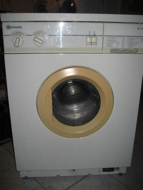 Bauknecht Wa Eco 130 Di 6969 by Waschmaschinen Bauknecht Neu Und Gebraucht Kaufen Bei