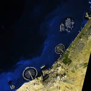 Getting To World From Dubai Nasa Visible Earth The World Archipelago Gulf