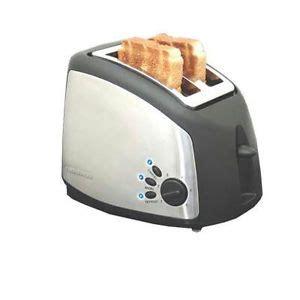 Farberware Toaster Farberware Millennium Salton Fac250t 2 Slice Toaster Ebay