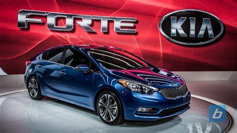 Kia Forte Sedan 2014 by Two New 2014 Kia Models Forte Sedan And Sorento
