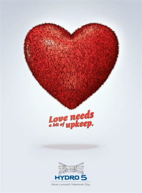 valentines day commercial a collection of clever themed ads for