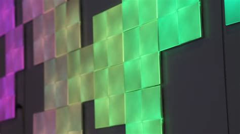 light up wall panels nanoleaf lights up ces with new touch sensitive wall
