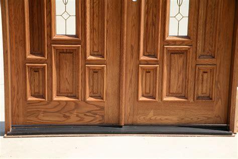 Exterior Door Bottom Sweep Exterior Door Bottom